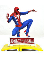 Marvel Gallery - PS4 Spider-Man on Taxi