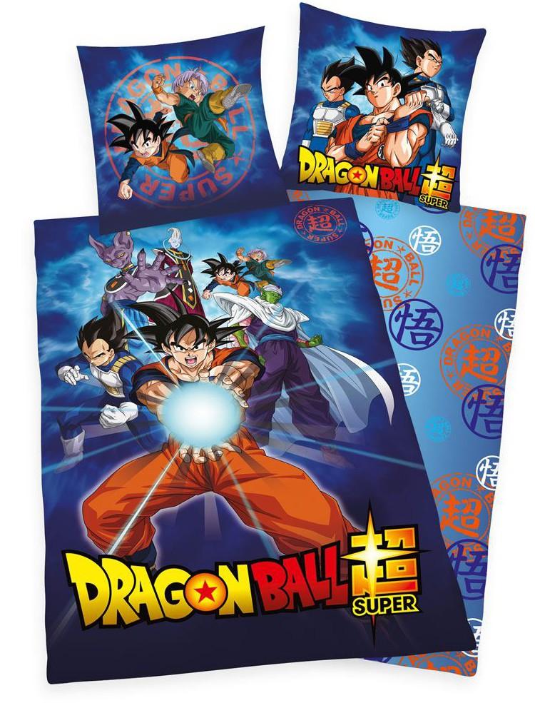 Dragon Ball Super - Characters Duvet Set