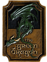 Lord of the Rings - The Green Dragon Fridge Magnet