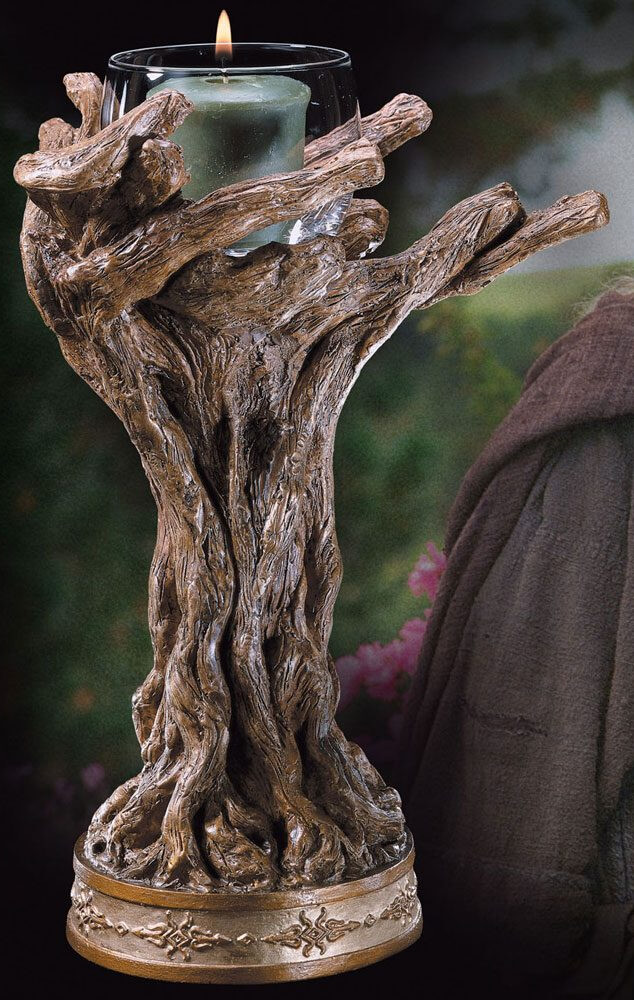 Lord of the Rings - Gandalf's Staff Candle Holder