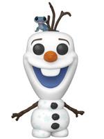 POP! Vinyl Frozen - Olaf & Bruni