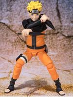 Naruto Shippuden - Naruto Uzumaki (Best Selection) - S.H. Figuarts