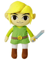 Legend of Zelda - Link (Wind Waker) Jumbo Plush