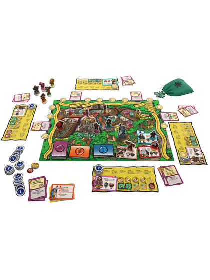 The Hobbit - An Unexpected Party Board Game