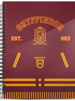 Harry Potter - Gryffindor A4 Notebook