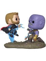 Funko POP! Movie Moments: Avengers - Thor vs. Thanos - 707