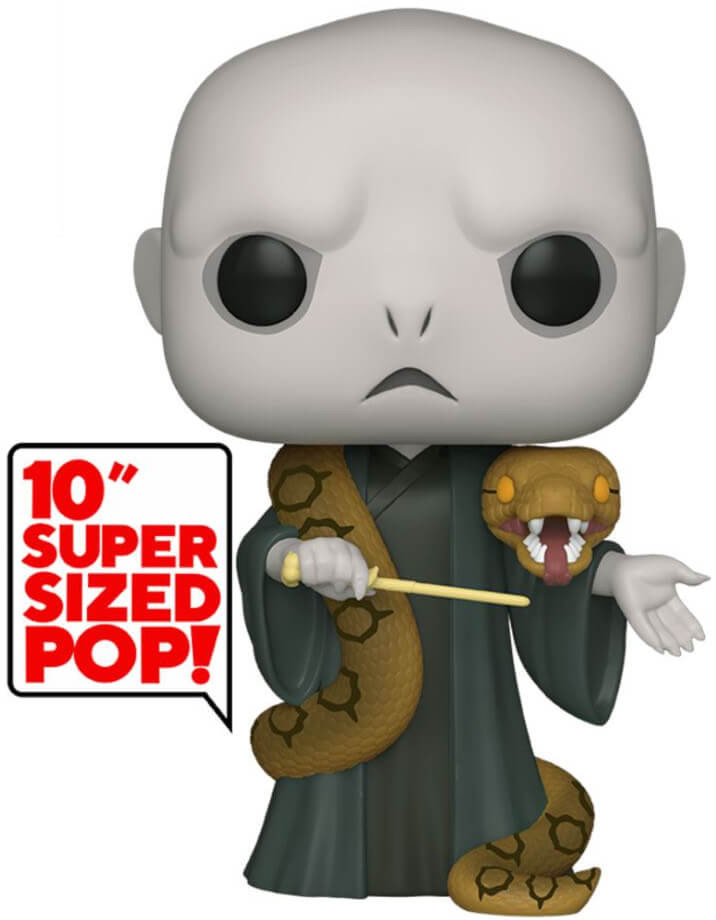 Super Sized Funko POP! Harry Potter - Lord Voldemort