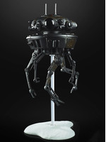 Star Wars Black Series - Imperial Probe Droid