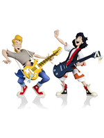 Toony Classics Bill & Ted's Excellent Adventure - Bill & Ted 2-Pack
