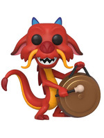 Funko POP! Disney: Mulan - Mushu with Gong - 630