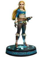 Legend of Zelda: Breath of the Wild - Zelda PVC Statue Collector's Edition