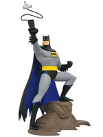 DC TV Gallery - Batman The Animated Series Batman with Grappling Gun PVC Statue