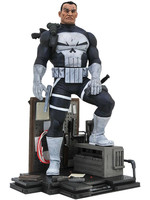 Marvel Comic Gallery - The Punisher PVC Diorama