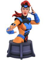 Marvel X-Men Animated Series - Jean Grey Bust