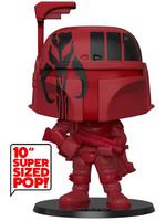 Super Sized Funko POP! Star Wars - Boba Fett (Red)