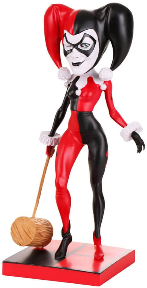 Head Knockers - DC Comics Harley Quinn