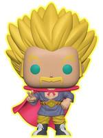 Funko POP! Animation: Dragon Ball Super - Saiyan Hercule (Glow) - SKADAD FÖRPACKNING