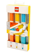 LEGO - Highlighter pens 3-Pack (Bricks)