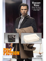 Pulp Fiction - Vincent Vega 2.0 (Pony Tail) Deluxe Version - 1/6