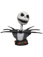 Nightmare Before Christmas - Jack Skellington Legends in 3D Bust - 1/2