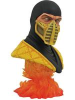 Mortal Kombat - Scorpion Legends in 3D Bust - 1/2