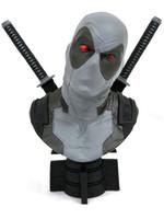 Marvel Comics - X-Force Deadpool Legends in 3D Bust (Exclusive) - 1/2