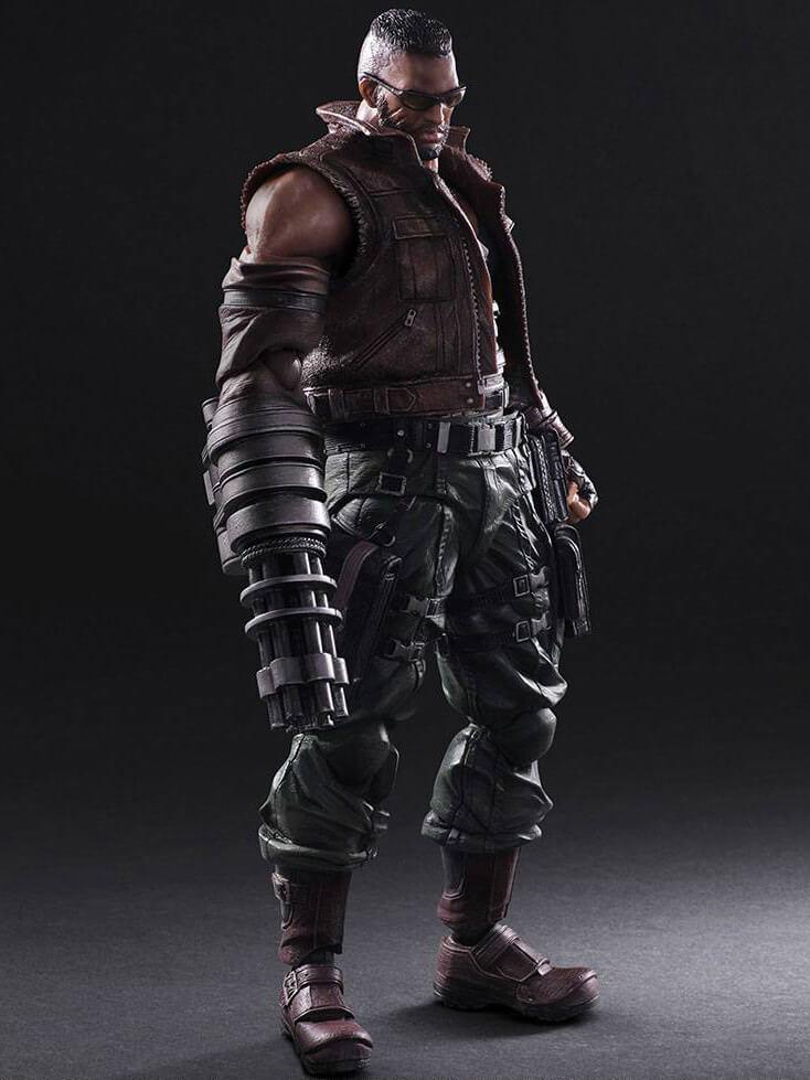 Final Fantasy VII Remake - Barret Wallace - Play Arts Kai No. 2