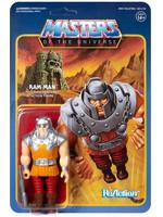 Masters of the Universe - Ram Man (Mini Comic) - ReAction