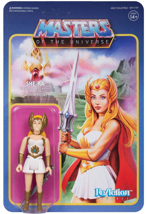 Masters of the Universe - She-Ra - ReAction