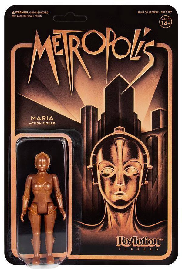 Metropolis - Maria (Gold) - ReAction