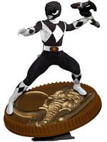 Mighty Morphin Power Rangers - Black Ranger PVC Statue