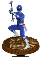 Mighty Morphin Power Rangers - Blue Ranger PVC Statue
