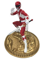 Mighty Morphin Power Rangers - Red Ranger PVC Statue