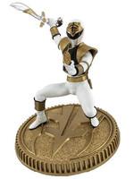 Mighty Morphin Power Rangers - White Ranger PVC Statue