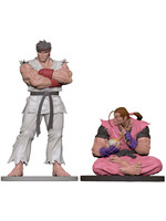 Street Fighter - Ryu & Dan PVC Statues - 1/8