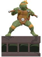 Turtles - Michelangelo PVC Statue - 1/8