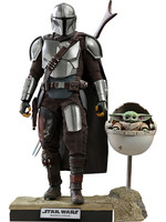 Star Wars The Mandalorian - The Mandalorian & The Child (Deluxe Ver.) TMS - 1/6