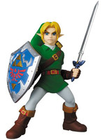 Legend Of Zelda - Link (Ocarina of Time Ver.) - UDF Mini Figure