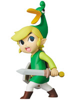 Legend Of Zelda - Link (The Minish Cap Ver.) - UDF Mini Figure