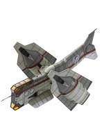 Evangelion: 3.0 - VTOL YAGR-N101 - 1/100
