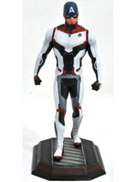 Marvel Movie Gallery - Avengers: Endgame Cpatain America (Team Uniform) Exclusive