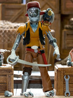 Thundercats Ultimates - Captain Cracker the Robotic Pirate Scoundrel
