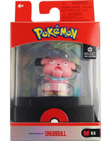 Pokemon - Snubbull  - Select Mini Figure