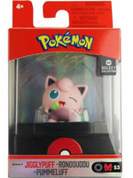 Pokemon - Jigglypuff - Select Mini Figure