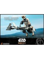 Star Wars The Mandalorian - Scout Trooper & Speeder Bike - 1/6