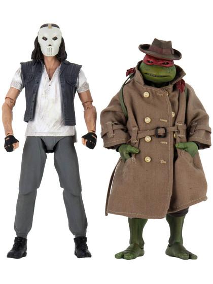 Turtles - Casey Jones & Raphael in Disguise 2-Pack