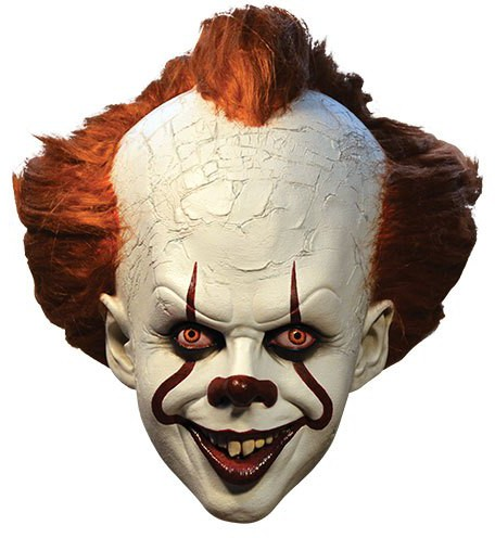 Stephen King's It 2017 - Pennywise Deluxe Latex Mask