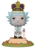 Funko POP! Animation: Rick & Morty - King of $#!+ (With Sound)