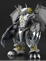 Figure-rise Digimon - Amplified BlackWarGreymon