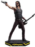 Cyberpunk 2077 - Johnny Silverhand Statue